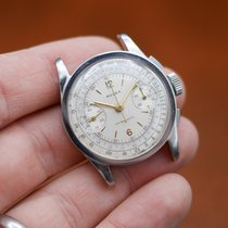 Rolex Chronograph Acier 33mm Argent
