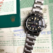 Rolex Sea-Dweller pre-owned 40mm Black Date Steel
