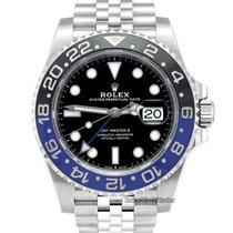 Rolex GMT-Master II Steel 40mm Black No numerals United Kingdom, Manchester
