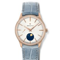 Zenith Elite Rose gold 36mm Silver United States of America, Florida, Sunny Isles Beach