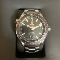 Omega Seamaster Planet Ocean 232.30.42.21.01.004 2012 pre-owned