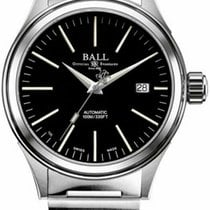 Ball Fireman Zeljezo 40mm Crn