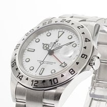 Rolex Explorer II Steel 40mm White No numerals United States of America, Georgia, Atlanta