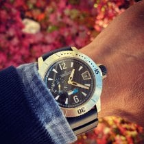 Jaeger-LeCoultre Master Compressor Diving GMT 187T670 Very good Titanium Automatic Finland, Oulu