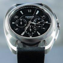 Hermès Dressage DR5.910.330/MNO Very good Steel 40.5mm Automatic