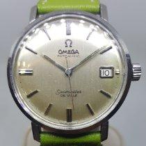 Omega Seamaster DeVille Steel 34mm Silver No numerals United States of America, Colorado, 80206
