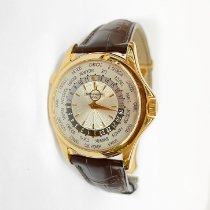 Patek Philippe World Time Rose gold 39.5mm Silver No numerals United States of America, New York, New York