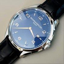 Baume & Mercier Clifton Acero 45mm Azul Arábigos España, Pamplona