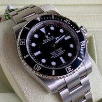 Rolex Submariner (No Date) 114060 2014 usato