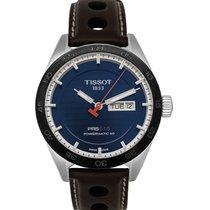 Tissot PRS 516 Сталь 42mm Синий