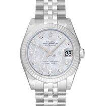 Rolex 178274 G Acier 2020 Lady-Datejust 31mm nouveau