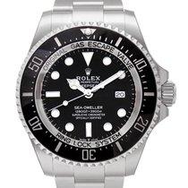 Rolex Sea-Dweller Deepsea nuevo Automático Reloj con estuche y documentos originales 126660
