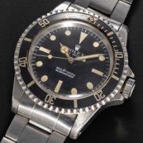 Rolex Submariner (No Date) Steel Black