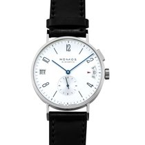 NOMOS 635 Steel 2021 Tangomat GMT 40mm new