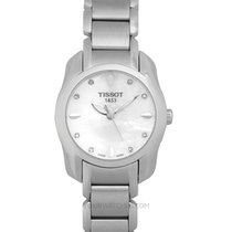 Tissot T-Wave Steel 28mm Mother of pearl
