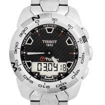 Tissot Titanium 43mm Quartz T013.420.44.201.00 new