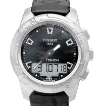 Tissot T-Touch II Titanio 43.3mm Madreperla