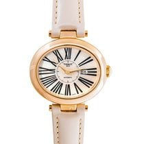 Tissot Glam Sport Rose gold 31mm Mother of pearl