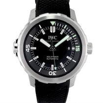IWC Steel 42.00mm Automatic IW329001 new