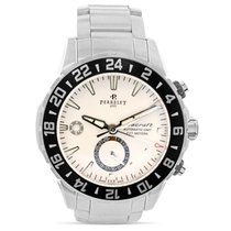 Perrelet pre-owned Automatic 42mm White 70 ATM