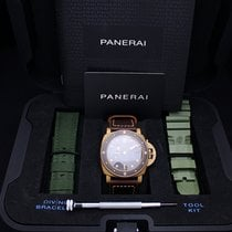Panerai Luminor Submersible Bronse 47mm Brun Ingen tall