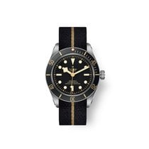 Tudor Black Bay Fifty-Eight Steel 39mm Black United States of America, Iowa, Des Moines