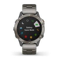 Garmin new Quartz Smartwatch 47mm Plastic Sapphire crystal