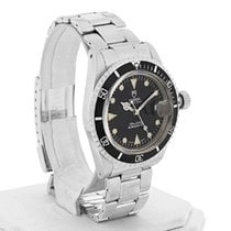 Tudor Submariner Steel 40mm Black No numerals United States of America, Indiana, INDIANAPOLIS