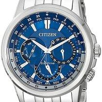 Citizen Steel 44mm Quartz Citizen BU2021-51L new