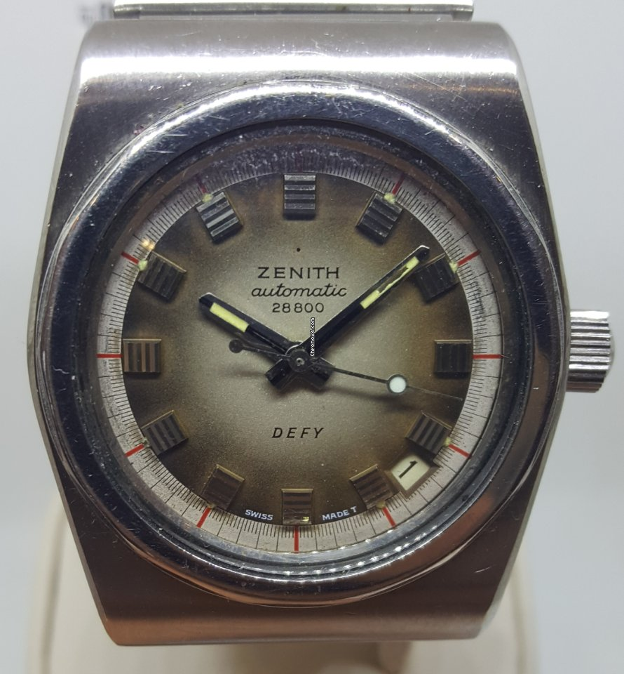 Zenith Defy 1973 pre-owned