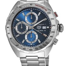 TAG Heuer Formula 1 Calibre 16 Steel 44mm Blue No numerals United States of America, California, Los Angeles