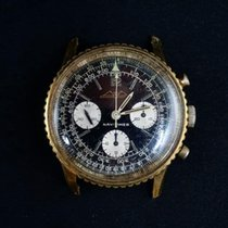 Breitling Navitimer Yellow gold 40mm Black Arabic numerals
