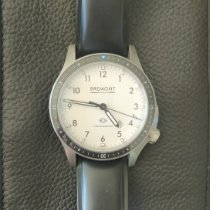 Bremont Boeing BB1-SS/WH pre-owned