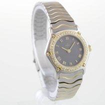 Ebel Classic Gold/Steel 23mm Roman numerals