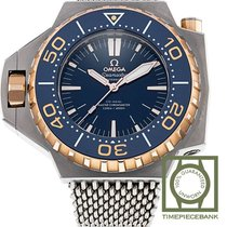 Omega Seamaster PloProf new 2020 Automatic Watch with original box and original papers 227.60.55.21.03.001
