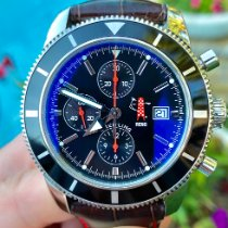 Breitling Superocean Héritage Chronograph Steel 46mm Black No numerals United States of America, Texas, Plano