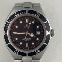 Omega 396.1061 Steel 1992 Seamaster Diver 300 M 40mm pre-owned United States of America, California, Woodland Hills