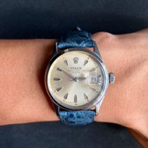 Rolex Steel 34mmmm Automatic 6518 pre-owned The Philippines, 1126