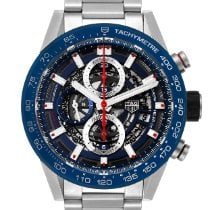 TAG Heuer Carrera Calibre HEUER 01 Steel 43mm United States of America, Georgia, Atlanta