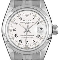 Rolex Oyster Perpetual Lady Date Steel 26mm White Roman numerals United States of America, California, Moorpark