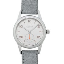 NOMOS Club Campus new 2021 Manual winding Watch with original box and original papers 709