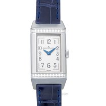 Jaeger-LeCoultre Reverso Duetto Stahl 40mm Silber