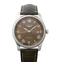 Longines Master Collection Steel 40mm Grey