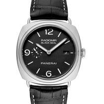 Panerai Radiomir Black Seal 3 Days Automatic Steel 45mm Black