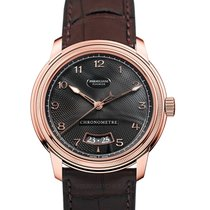 Parmigiani Fleurier Toric new Automatic Watch with original box and original papers PFC423-1600201-HA1241
