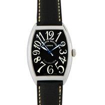 Franck Muller Casablanca новые Часы с оригинальными документами и коробкой 6850 CASA AC NR LU