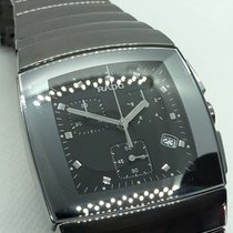 Rado new Quartz Small seconds Luminous hands Only Original Parts 32mm Ceramic Sapphire crystal