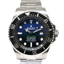 Rolex Sea-Dweller Deepsea Acero 44mm Azul Sin cifras España, Marbella