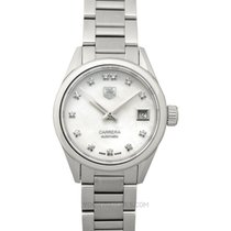 TAG Heuer Carrera Lady new Automatic Watch with original box and original papers WAR2414.BA0776
