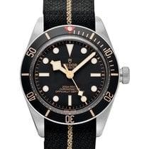 Tudor Black Bay Fifty-Eight Steel 39mm Black